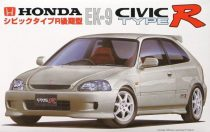 Fujimi Honda Civic Type R EK-9 makett