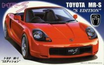 Fujimi Toyota MR-S S Edition makett