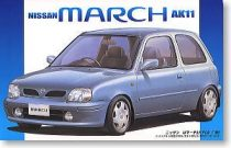 Fujimi Nissan AK11 Micra 3 Doors makett