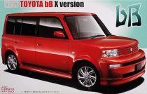 Fujimi Toyota bB 1.5Z X Version makett