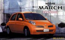 Fujimi Nissan Micra makett