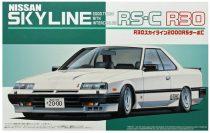 Fujimi Nissan Skyline RS-C R30 makett