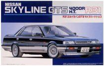 Fujimi Nissan Skyline GTS 4Door R31 makett
