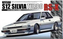 Fujimi Nissan Silvia S12 Turbo RS-X makett
