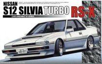 Fujimi Nissan Silvia S12 Turbo RS-X makett