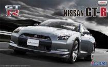 Fujimi Nissan GT-R R35 makett