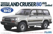 Fujimi Toyota Land Cruiser 80 VX makett