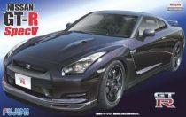 Fujimi Nissan GT-R R35 Spec V makett