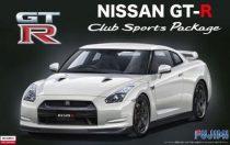 Fujimi Nissan GT-R R35 Club Sports makett