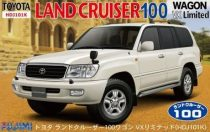 Fujimi Toyota Land Cruiser 100Wagon VX Limited makett