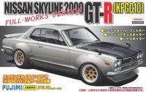 Fujimi Nissan Skyline 2000 GT-R KPGC10 makett