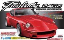 Fujimi Nissan Fairlady 240ZG makett