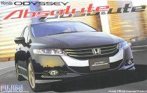 Fujimi Honda New Odyssey Absolute makett