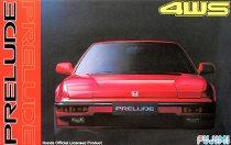 Fujimi Honda Prelude 2.0 Si 1987 makett