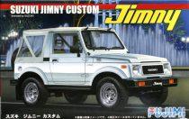 Fujimi Suzuki Jimny 1300 Custom 1986 makett