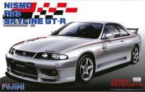 Fujimi Nismo R33 Skyline GT-R makett