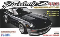 Fujimi Nissan Z432R Over Fender makett
