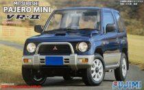 Fujimi Mitsubishi Pajero Mini VR II makett