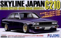 Fujimi Nissan Skyline Sedan 2000GT-E-L makett