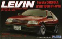 Fujimi Toyota Corolla Levin AE86 1600 GT Apex makett