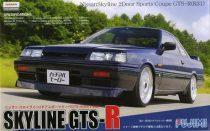 Fujimi NISSAN SKYLINE GTS-R R31 1988 makett