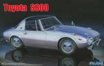 Fujimi Toyota S800 makett
