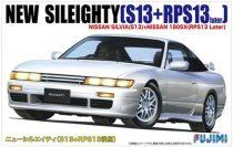 Fujimi Nissan New Sileighty S13 + RPS13 makett