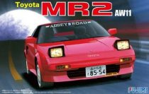 Fujimi Toyota MR2 AW11 makett