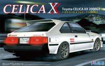 Fujimi Toyota Celica XX 2000GT makett