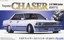 Fujimi Toyota Chaser 2.0 Twin Turbo GZ71 makett