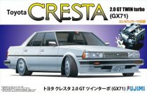 Fujimi Toyota Cresta 2.0 GT Twin Turbo GX71 makett
