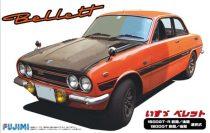 Fujimi Isuzu Bellett 1600GT-R/1800GT makett