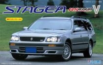 Fujimi Nissan Stagea RS Four V makett