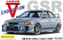 Fujimi Mitsubishi Lancer EVO V makett