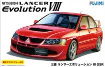Fujimi Mitsubishi Lancer EVO VIII makett