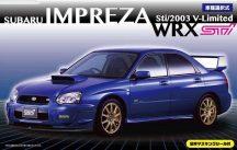 Fujimi Subaru Impreza WRX Sti 2003