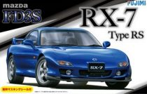 Fujimi Mazda FD3S RX-7 Type RS makett