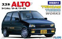 Fujimi Suzuki Alto twincam Turbo makett