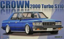Fujimi Toyota Crown 2000 Turbo makett