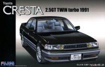 Fujimi Toyota Cresta 2.5GT Twin Turbo 1991 makett