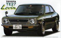 Fujimi Toyota Levin TE27 makett