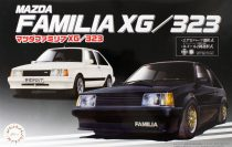 Fujimi Mazda Familia XG/323 makett