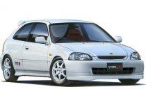 Fujimi Honda Civic Type R (EK9) Early makett
