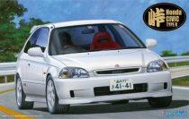 Fujimi Honda Civic Type R EK9 late makett