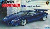 Fujimi Lamborghini Countach 5000 Quattrovalvole makett