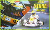 Fujimi  Ayrton Senna Kart 1993 makett