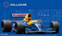 Fujimi Williams FW14B 1992 makett