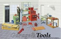 Fujimi GT-2 Tools (Accessory) makett