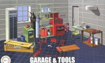 Fujimi Garage & Tools