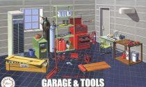 Fujimi Garage & Tools